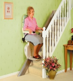 Straight stairlift Cardiff