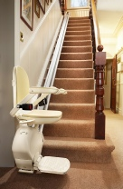 Used straight stairlifts