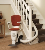 Curved Stairlift Swansea