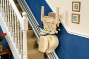 Brooks stairlifts installed across South Wales